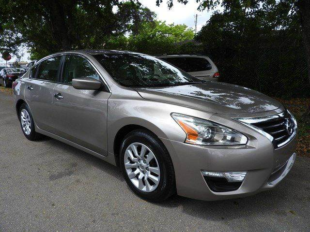 2013 NISSAN ALTIMA 25 S 4DR SEDAN gold  call 866-378-7964 for sales  this 2013 nissan alti