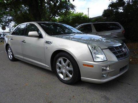 2008 Cadillac STS for sale at SUPER DEAL MOTORS in Hollywood FL