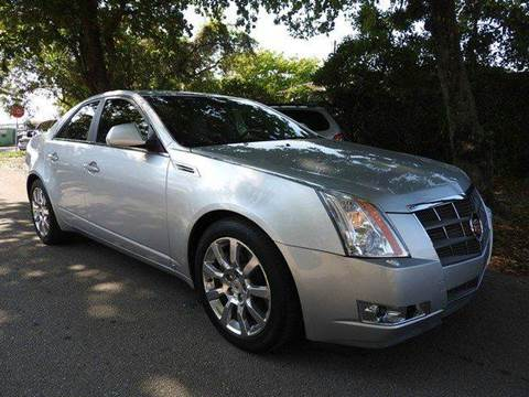 2009 Cadillac CTS for sale at SUPER DEAL MOTORS in Hollywood FL