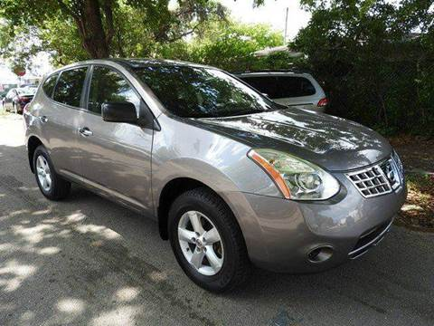 2010 Nissan Rogue for sale at SUPER DEAL MOTORS in Hollywood FL