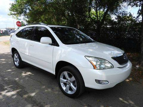 2007 Lexus RX 350 for sale at SUPER DEAL MOTORS in Hollywood FL