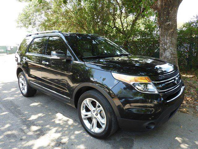 2014 FORD EXPLORER LIMITED AWD 4DR SUV black  call 866-378-7964 for sales  this 2014 ford e