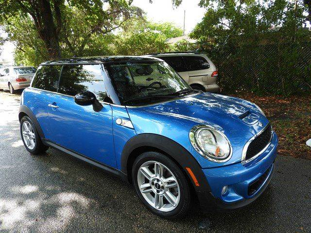 2011 MINI COOPER S 2DR HATCHBACK blue  call 866-378-7964 for sales  this 2011 mini cooper s