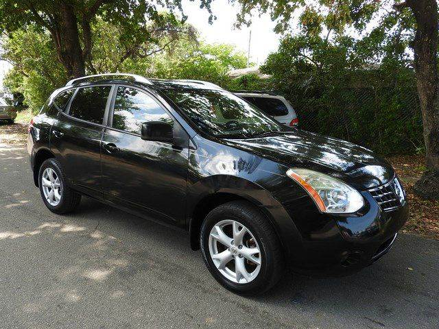 2008 NISSAN ROGUE SL CROSSOVER 4DR black  call 866-378-7964 for sales  this 2008 nissan rog