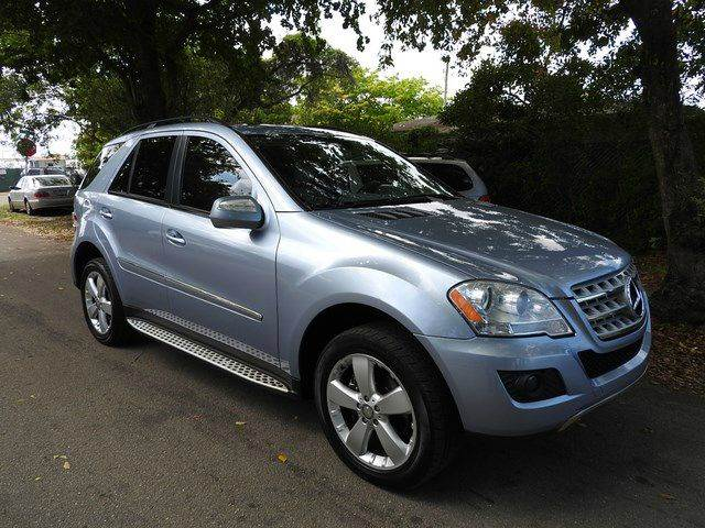 2009 MERCEDES-BENZ M-CLASS ML350 4MATIC AWD 4DR SUV blue  call 866-378-7964 for sales  this