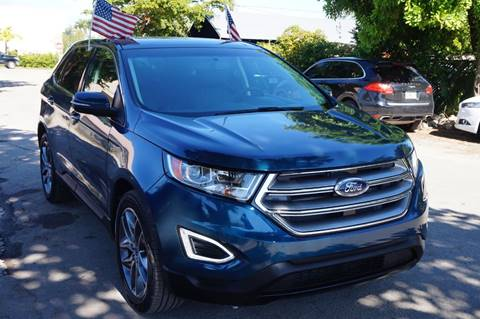 2016 Ford Edge for sale in Hollywood, FL