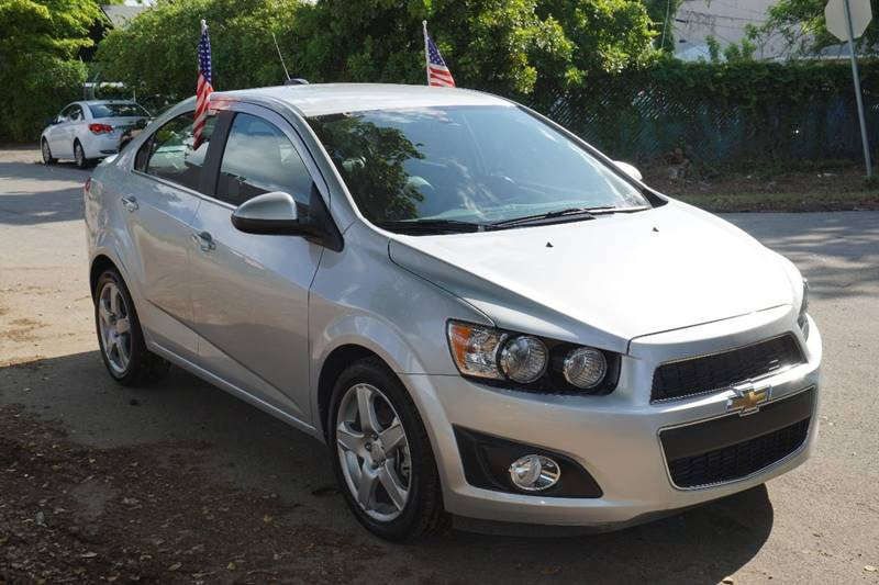 2016 CHEVROLET SONIC LTZ AUTO 4DR SEDAN W1SF silver  call 866-378-7964 for sales  this 201