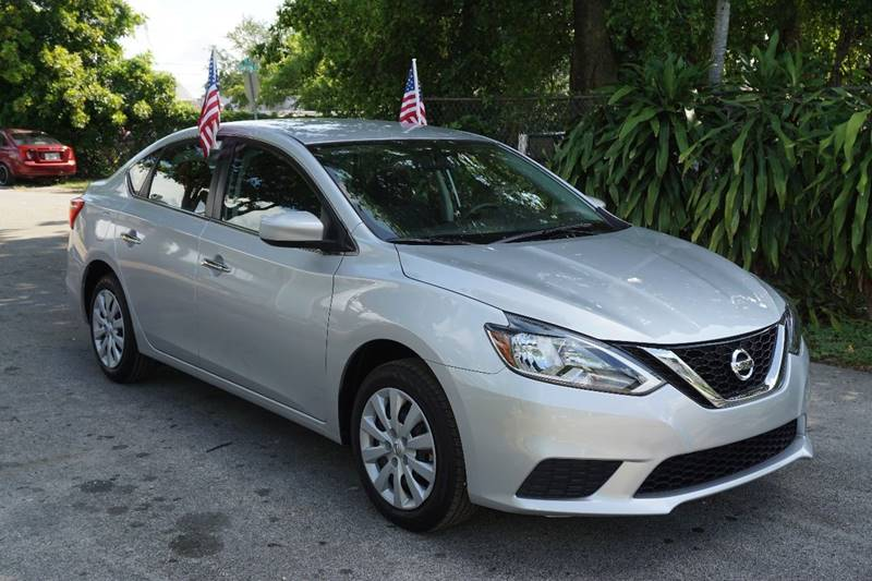2016 NISSAN SENTRA S 4DR SEDAN CVT silver  call 866-378-7964 for sales  this 2016 nissan se