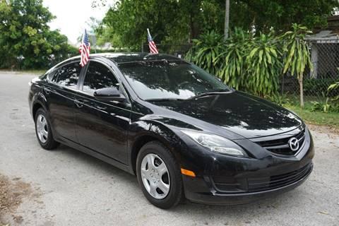 2011 Mazda MAZDA6 for sale at SUPER DEAL MOTORS in Hollywood FL