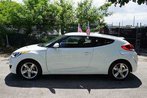 2015 Hyundai Veloster 3dr Coupe In Hollywood FL - SUPER DEAL