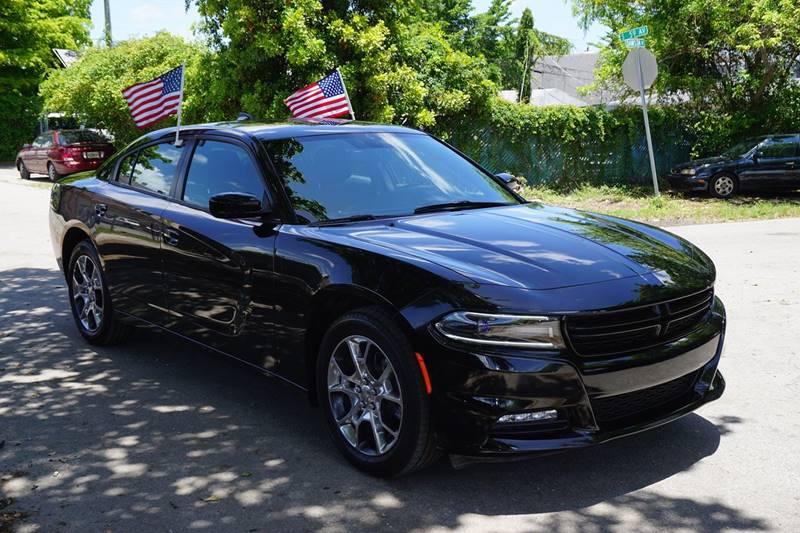 2016 Dodge Charger AWD SXT 4dr Sedan In Hollywood FL ...