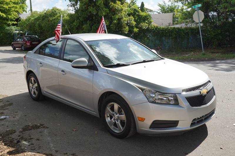 2013 CHEVROLET CRUZE 1LT AUTO 4DR SEDAN W1SD silver  call 866-378-7964 for sales  this 201