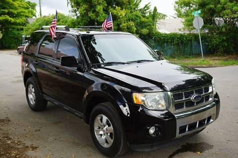 2009 Ford Escape for sale at SUPER DEAL MOTORS in Hollywood FL