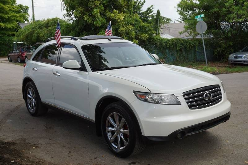 2008 INFINITI FX35 BASE 4DR SUV white  call 866-378-7964 for sales  this 2008 infiniti fx35