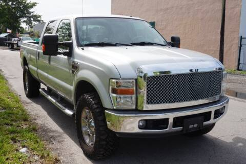 2008 Ford F-350 Super Duty for sale at SUPER DEAL MOTORS 441 in Hollywood FL