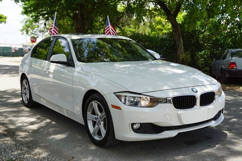 2012 BMW 3 Series for sale at SUPER DEAL MOTORS in Hollywood FL