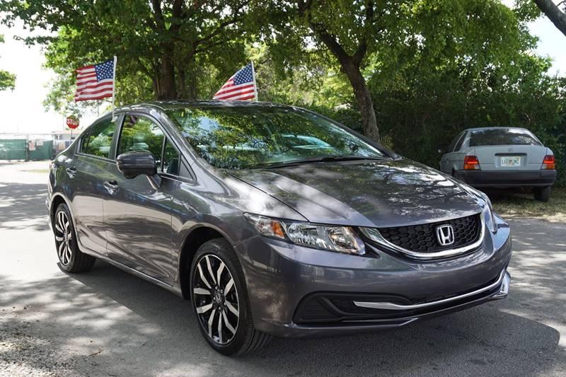 2014 HONDA CIVIC EX-L 4DR SEDAN gray  call 866-378-7964 for sales  this 2014 honda civic ex