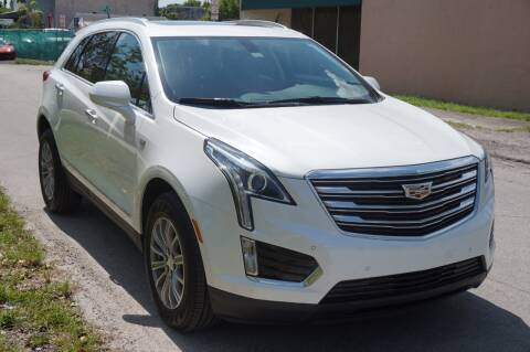 2017 Cadillac XT5 for sale at SUPER DEAL MOTORS 441 in Hollywood FL
