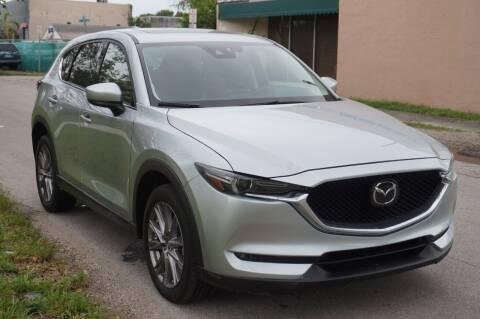 2019 Mazda CX-5 for sale at SUPER DEAL MOTORS 441 in Hollywood FL