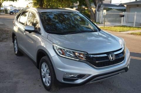 2014 Honda CR-V for sale at SUPER DEAL MOTORS 441 in Hollywood FL