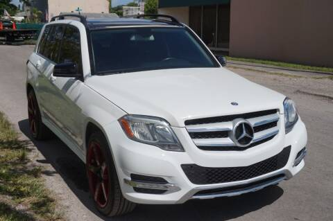 2013 Mercedes-Benz GLK for sale at SUPER DEAL MOTORS 441 in Hollywood FL