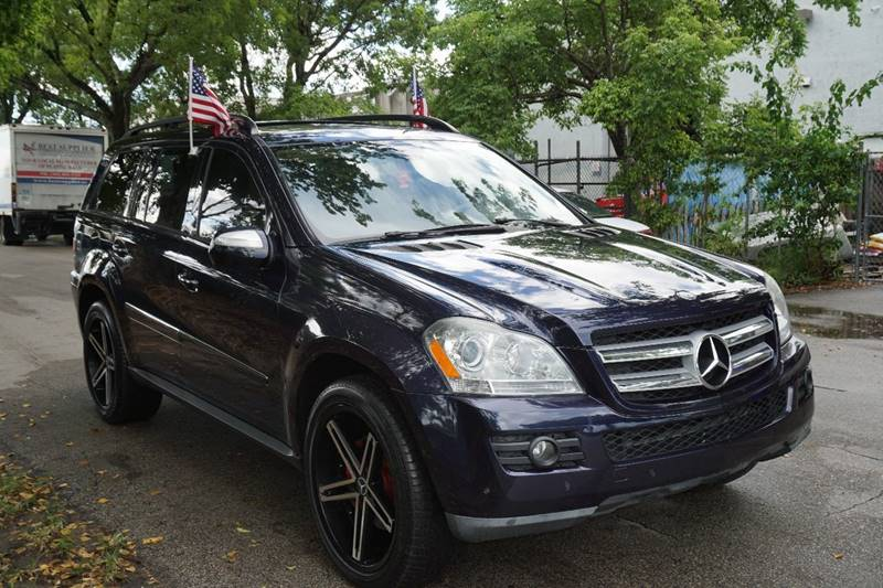 2009 MERCEDES-BENZ GL-CLASS GL450 4MATIC AWD 4DR SUV blue  call 866-378-7964 for sales  this