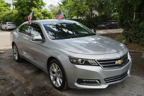 2016 Chevrolet Impala for sale at SUPER DEAL MOTORS in Hollywood FL