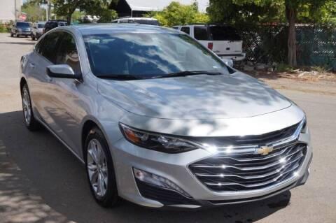 2020 Chevrolet Malibu for sale at SUPER DEAL MOTORS 441 in Hollywood FL