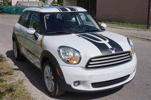 2014 MINI Countryman for sale at SUPER DEAL MOTORS in Hollywood FL