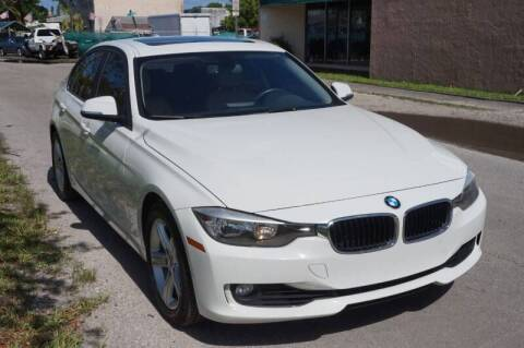 2012 BMW 3 Series for sale at SUPER DEAL MOTORS 441 in Hollywood FL