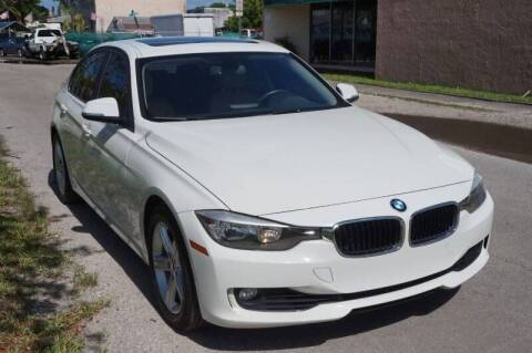 2014 BMW 3 Series for sale at SUPER DEAL MOTORS in Hollywood FL