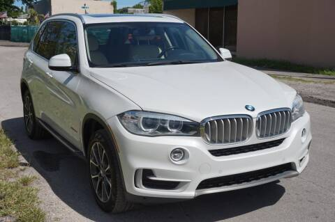 2014 BMW X5 for sale at SUPER DEAL MOTORS in Hollywood FL