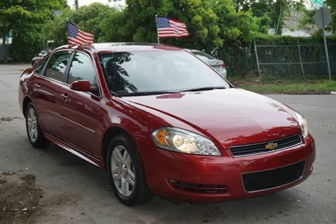 2015 Chevrolet Impala Limited for sale at SUPER DEAL MOTORS in Hollywood FL