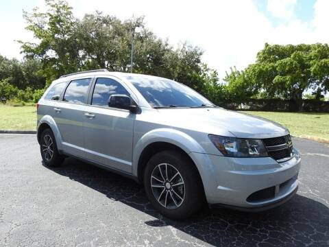 2017 Dodge Journey for sale at SUPER DEAL MOTORS 441 in Hollywood FL