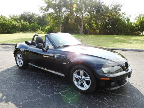 2001 BMW Z3 for sale at SUPER DEAL MOTORS 441 in Hollywood FL