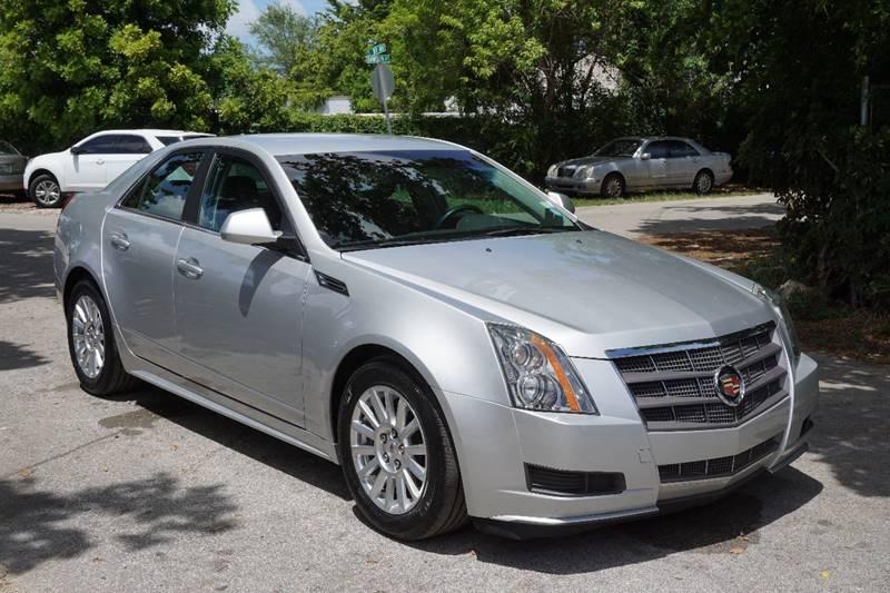 2010 CADILLAC CTS 30L V6 4DR SEDAN silver  call 866-378-7964 for sales  this 2010 cadillac