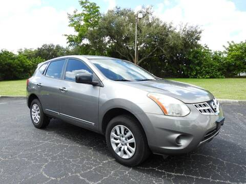 2013 Nissan Rogue for sale at SUPER DEAL MOTORS in Hollywood FL
