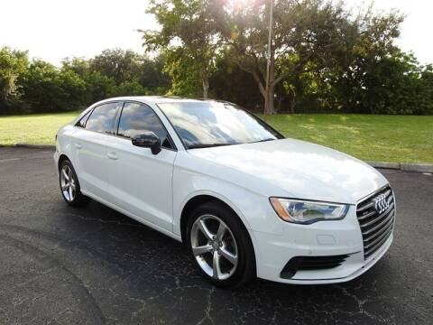 2016 Audi A3 for sale at SUPER DEAL MOTORS in Hollywood FL