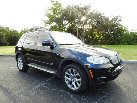 2013 BMW X5 for sale at SUPER DEAL MOTORS in Hollywood FL