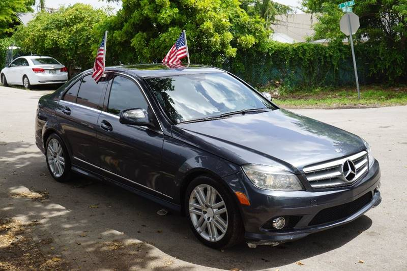 2009 MERCEDES-BENZ C-CLASS C300 SPORT 4DR SEDAN blue  call 866-378-7964 for sales  this  20