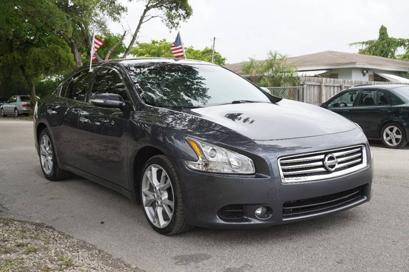 2012 NISSAN MAXIMA 35 SV 4DR SEDAN gray  call 866-378-7964 for sales  this 2012 nissan max