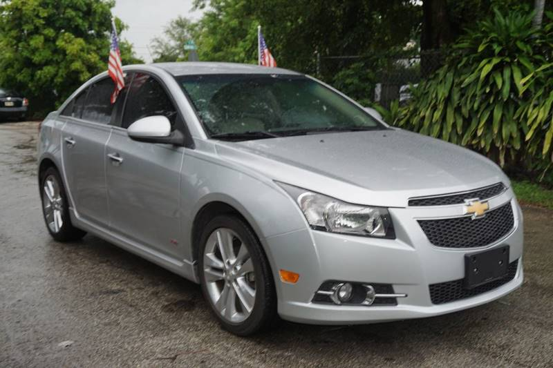 2014 CHEVROLET CRUZE LTZ AUTO 4DR SEDAN W1SJ silver  call 866-378-7964 for sales  this 201