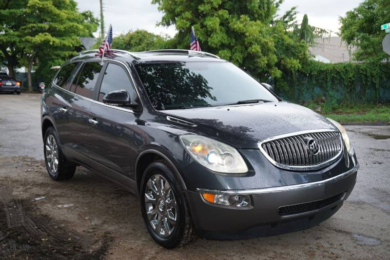 2011 BUICK ENCLAVE CXL-2 4DR SUV W2XL gray  call 866-378-7964 for sales  this 2011 buick e