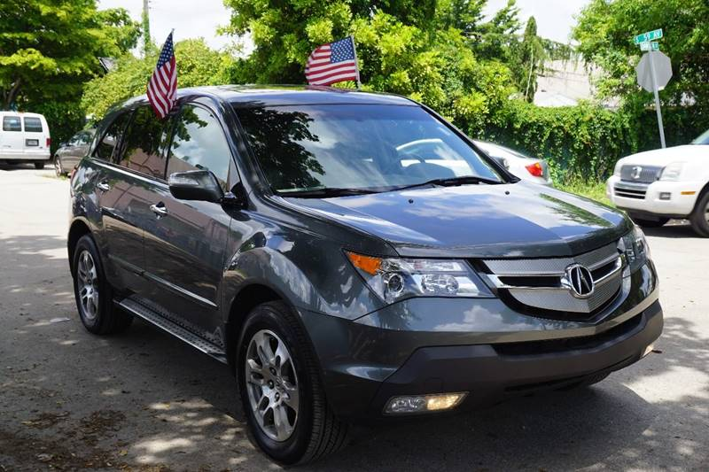 2008 ACURA MDX SH-AWD 4DR SUV gray  call 866-378-7964 for sales  this 2008 acura mdx sh-awd