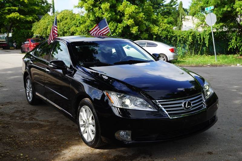 2011 LEXUS ES 350 BASE 4DR SEDAN black  call 866-378-7964 for sales  this 2011 lexus es350