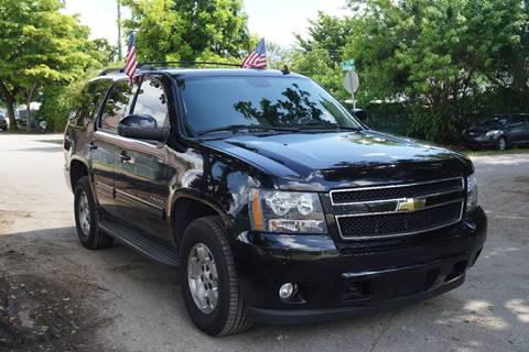 2010 Chevrolet Tahoe for sale at SUPER DEAL MOTORS in Hollywood FL