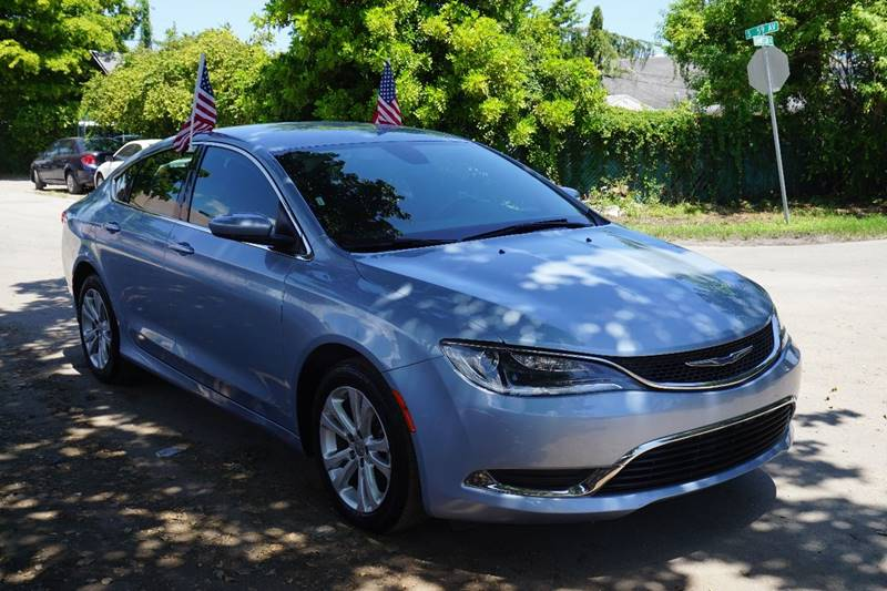 2015 CHRYSLER 200 LIMITED 4DR SEDAN blue  call 866-378-7964 for sales  this 2015 chrysler 2