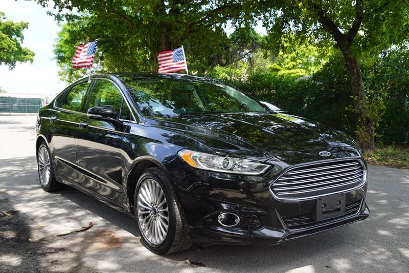 2015 FORD FUSION TITANIUM 4DR SEDAN black  call 866-378-7964 for sales  this 2015 ford fusi