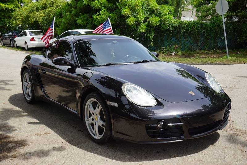 2007 PORSCHE CAYMAN BASE 2DR COUPE gray  call 866-378-7964 for sales  this 2007 porsche cay