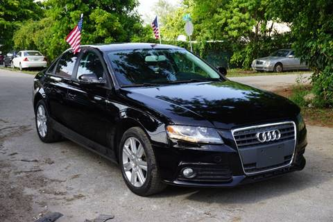 2010 Audi A4 for sale at SUPER DEAL MOTORS in Hollywood FL